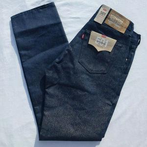 Men Levis 501 Original Metallic Fiber Jeans 32x32
